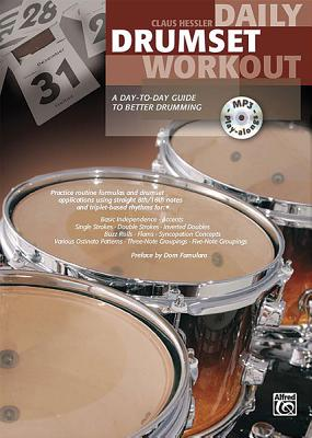 Daily Drumset Workout By Hessler, Claus (CON)